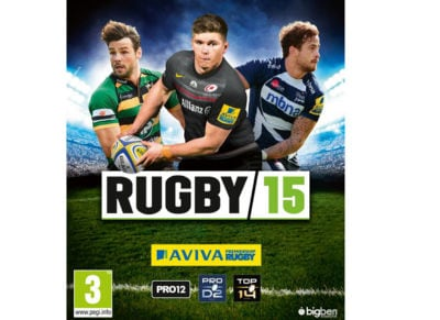 Rugby 15 - Xbox One Game gaming   παιχνίδια ανά κονσόλα   xbox one