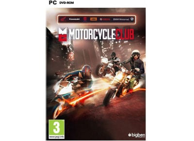 Motorcycle Club - PC Game