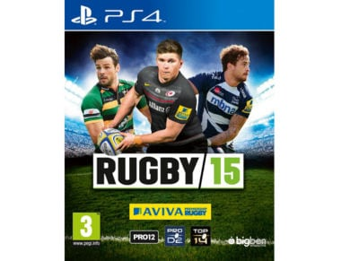 PS4 Used Game: Rugby 15 gaming   used games   ps4 used
