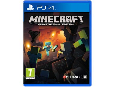 PS4 Used Game: Minecraft gaming   used games   ps4 used