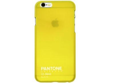 Θήκη iPhone 6/6S - Pantone Universe Aurora 12-0642 Κίτρινο apple   αξεσουάρ iphone   θήκες