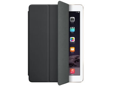 Apple Smart Cover MGTM2ZM/A - Θήκη iPad Air 2 - Μαύρο