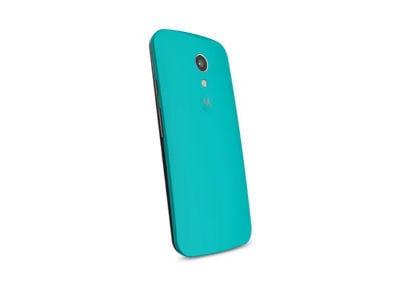 Θήκη Motorola New Moto G - Motorola Shell ASMXTDRTRQ-MLTI0AΤιρκουάζ
