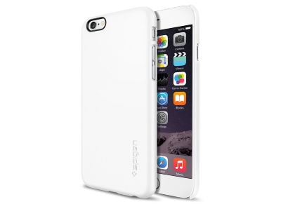 Θήκη iPhone 6/6S - SGP Thin Fit Λευκό