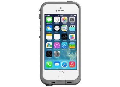 LifeProof Fre 2102-02 - Αδιάβροχη Θήκη Apple iPhone 5s Λευκό
