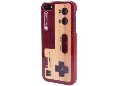 Θήκη iPhone 5 - ThumbsUp! Flashbacks Game Control Cover IP5GAMCONRED Κόκκινο