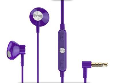 Handsfree Ακουστικά Sony Stereo Headset STH30 Μωβ
