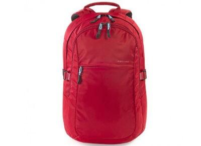 """Τσάντα Laptop Πλάτης 15"""" Tucano Livello Up Κόκκινο"""