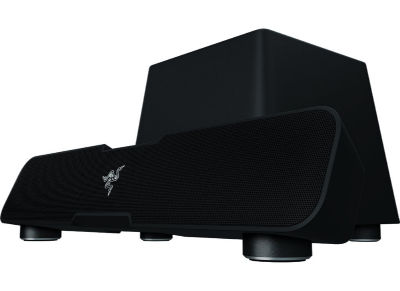 Razer Leviathan 5.1 Gaming Soundbar Μαύρο