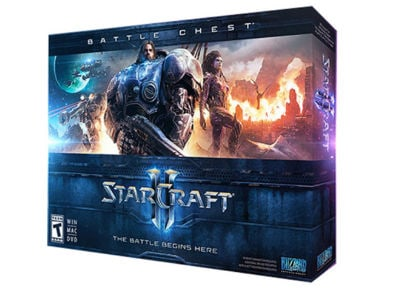 Starcraft II Battlechest - PC Game
