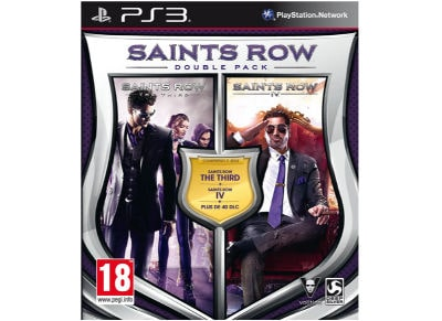 Saints Row Double Pack - PS3 Game