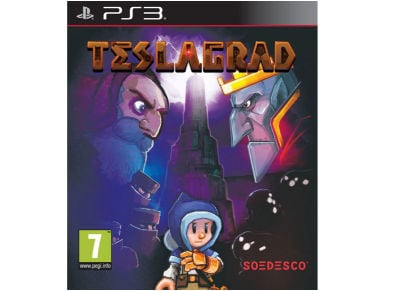Teslagrad - PS3 Game