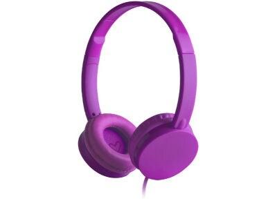 Ακουστικά κεφαλής Energy Headphone Colors Grape 394913 Μωβ