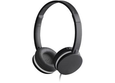 Ακουστικά Κεφαλής Energy Headphone Colors Black 394920 Μαύρα