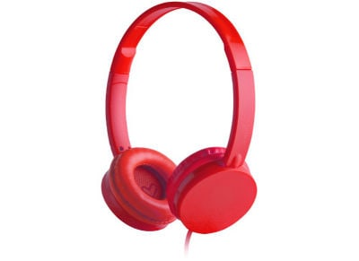Ακουστικά κεφαλής Energy Headphone Colors Cherry 394357 Κόκκινο