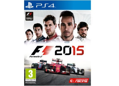 PS4 Used Game: F1 2015 gaming   used games   ps4 used