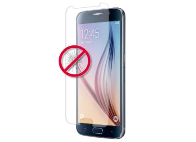 Μεμβράνη οθόνης Samsung Galaxy S6 - Puro Tempered Glass Screen Protector - 1 τεμ