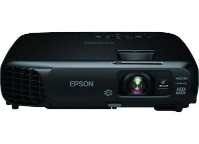 Projector EPSON EH TW570 3LCD HD ready 3D