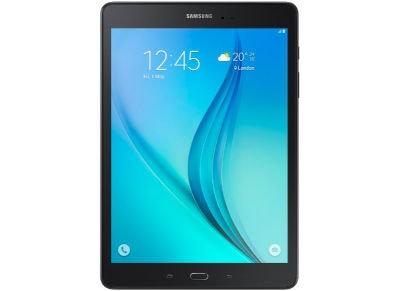 """Samsung Galaxy Tab A LTE - Tablet 9.7"""" 4G 16GB Μαύρο (SM-T555)"""
