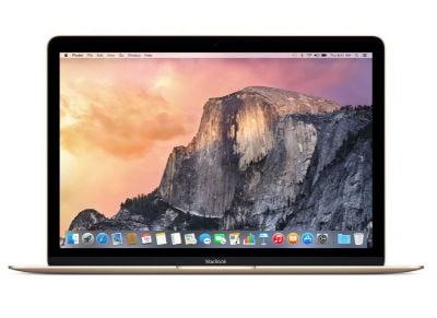 "Laptop Apple MacBook MK4N2GR/A - 12"" (M/8GB/512GB/HD 5300)"