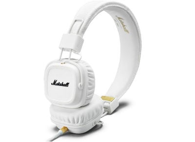 Ακουστικά Κεφαλής Marshall Major II Λευκό
