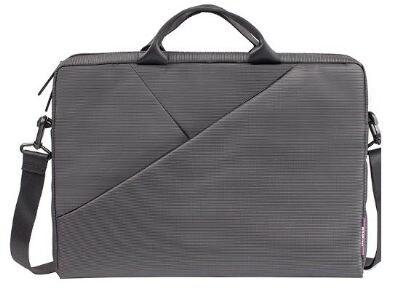 """Τσάντα Laptop 15.6"""" Rivacase 8730 Γκρι"""