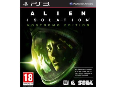 Alien Isolation Nostromo Edition - PS3 Game