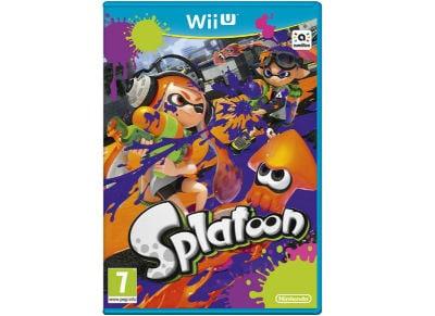 Wii U Used Game: Splatoon gaming   used games   wii used