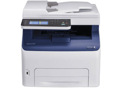 Xerox WorkCenter 6027V NI - Έγχρωμο Πολυμηχάνημα Laser Α4