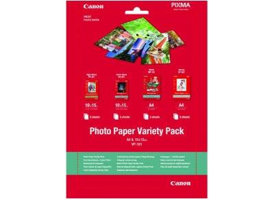 Χαρτί Φωτογραφικό Canon A4 & A6 - 20 φύλλα