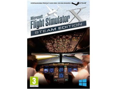 Flight Simulator X Steam Edition - PC Game