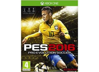 Pro Evolution Soccer 2016 - Xbox One Game