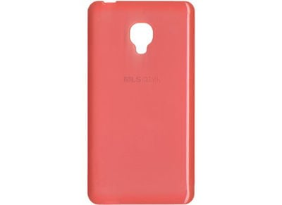 Θήκη MLS iQTalk Rock Mini - MLS Silicone Cover Ροζ 11.CC.520.051