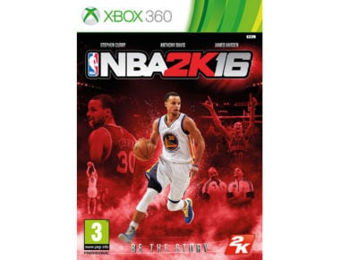 Xbox 360 Used Game: NBA 2K16 gaming   used games   xbox 360 used