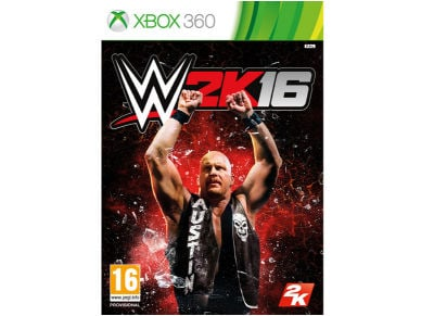 Xbox 360 Used Game: WWE 2K16 gaming   used games   xbox 360 used