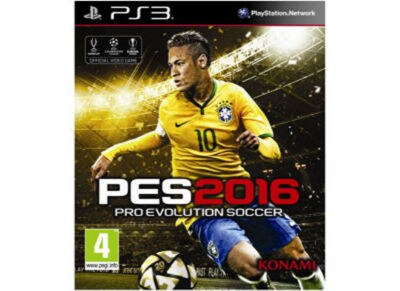 PS3 Used Game: Pro Evolution Soccer 2016 gaming   used games   ps3 used