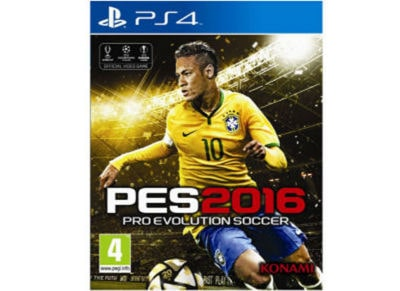 PS4 Used Game: Pro Evolution Soccer 2016 gaming   used games   ps4 used