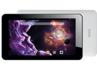 "eStar Beauty HD Quad Core - Tablet 7"" 8GB Λευκό"