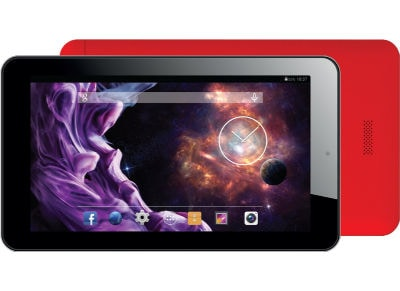 "eStar Beauty HD Quad Core - Tablet 7"" 8GB Κόκκινο"