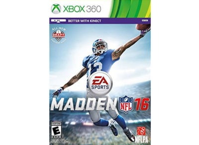 Madden NFL 16 - Xbox 360 Game gaming   παιχνίδια ανά κονσόλα   xbox 360