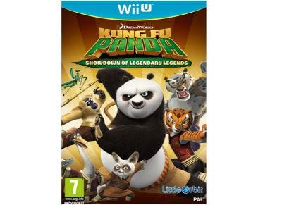 Kung Fu Panda - Showdown of Legendary Legends - Wii U Game