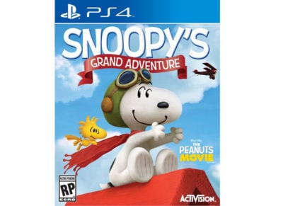The Peanuts Movie: Snoopy's Grand Adventure - PS4 Game