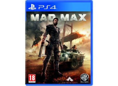 PS4 Used Game: Mad Max gaming   used games   ps4 used