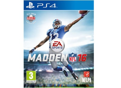 PS4 Used Game: Madden NFL 16 gaming   used games   ps4 used