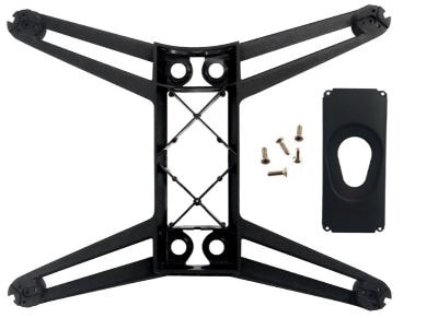 Parrot Bebop Drone Central Cross - Ανταλλακτικός Σκελετός για Parrot Bebop Drone wearables  drones   hitech   drones   τηλεκατευθυνόμενα   αξεσουάρ   ανταλλακτικ
