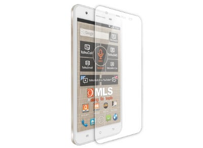 Προστασία οθόνης MLS iQTalk Great - Αντιχαρακτικο Γυαλί