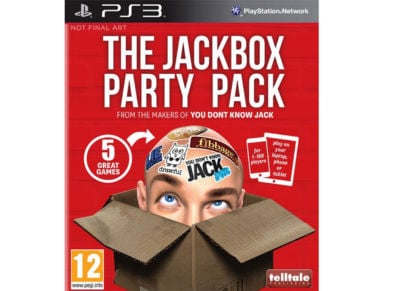The Jackbox Party Pack Volume 1 - PS3 Game