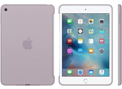 Apple Silicone Case - Θήκη iPad mini 4 Lavender (MLD62ZM/A)