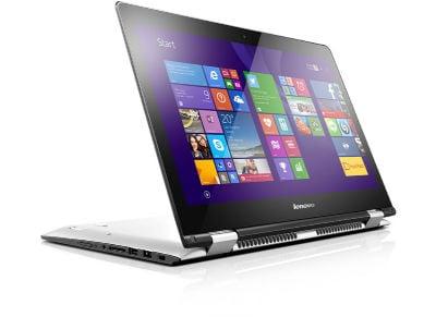 """Laptop Lenovo Yoga 500-14IBD - 14.0"""" (i3-5005U/4GB/128GB/HD 5500)"""