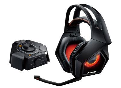 Asus Strix 7.1 & Audio Station - Gaming Headset Μαύρο